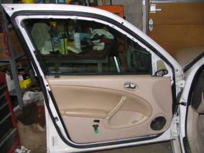 driver door mazda 6 front left driver door shell 2003 2008. Black Bedroom Furniture Sets. Home Design Ideas